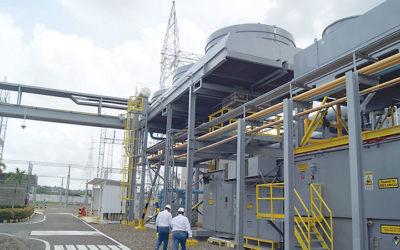 Comenzó la expansión de Termocandelaria para aumentar su capacidad a 566 megavatios