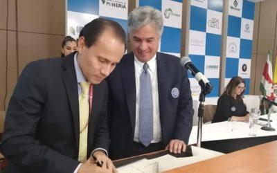 Generadores eléctricos y carboneros firman convenio de fortalecimiento del carbón