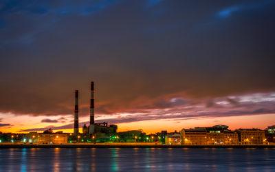 Plantas térmicas contribuyen con el suministro de energía para el restablecimiento del servicio en la región Caribe