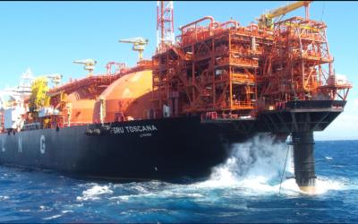 Gas Natural Licuado en la transición energética